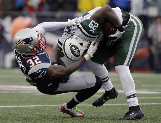 Devin McCourty, Bilal Powell