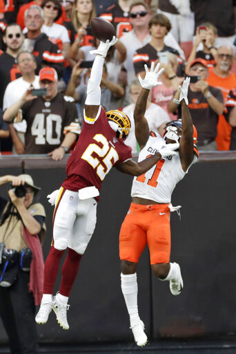 Browns' Callaway suspended 4 games by NFL for drug viol