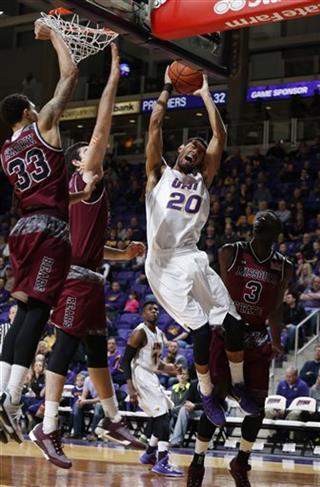 Missouri St Northern Iowa basketball