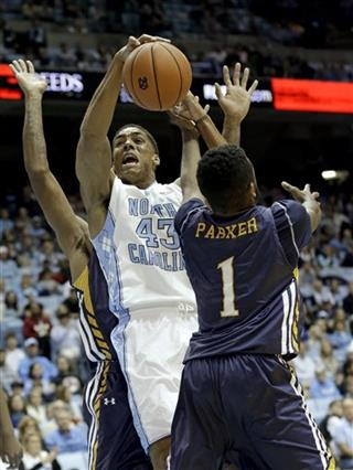 James Michael McAdoo, Drew Parker
