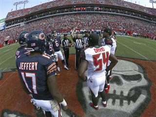 Bears Buccaneers Football