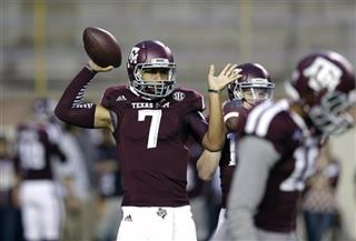 Texas A M Kenny Hill Football
