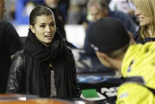 Danica Patriock, Matt Kenseth