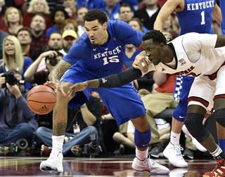 Mangok Mathiang, Willie Cauley-Stein