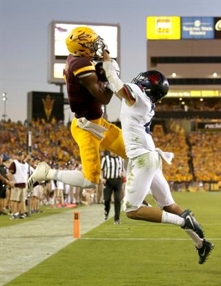 Arizona Arizona St Football