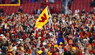 TCU Iowa St Football