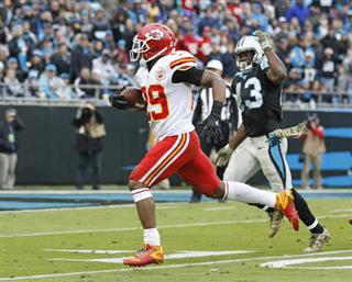 Eric Berry, Fozzy Whittaker