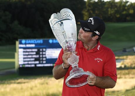 Patrick Reed, Barclays Golf