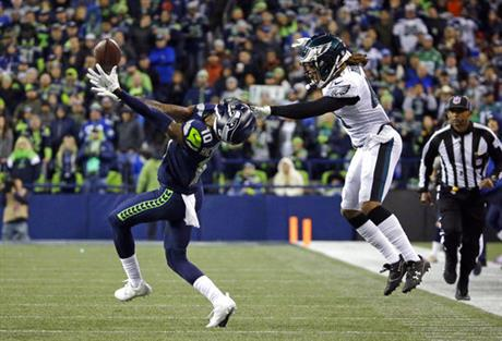 Paul Richardson, Ronald Darby