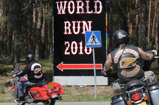 Poland on alert as Hells Angels bikers rally near Warsaw