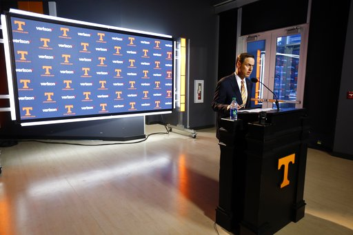 Tennessee Jones Out