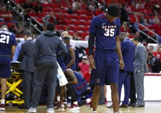 SC State Solomon Discharged Basketball