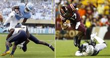 North Carolina Virginia Tech Football