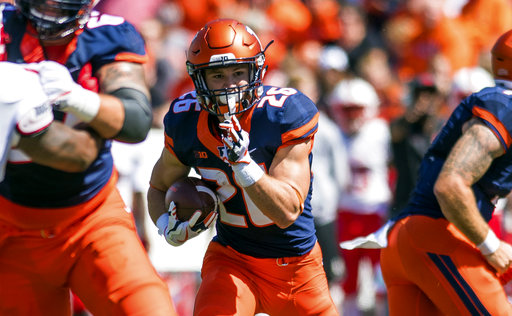 Illinois-Rushing Attack Football