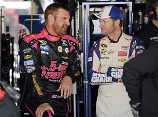 Clint Bowyer, Dale Earnhardt Jr.