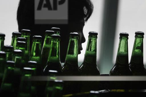 North Korea Beer for the Masses Photo Gallery | Buy Photos | AP