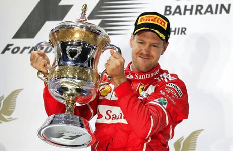 Bahrain F1 GP Auto Racing