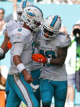 Matt Moore, Kenny Stills