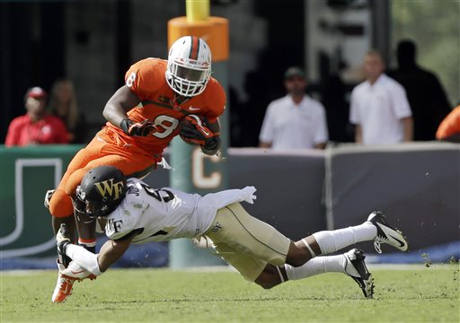 Duke Johnson, Kevin Johnson