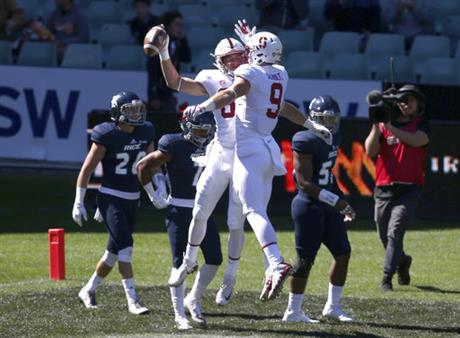 Australia Stanford Rice College Football