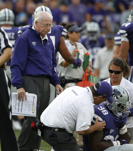 Bill Snyder, Chaquil Reed