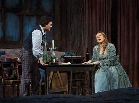 Soprano debuts in 2 Met Opera roles within day