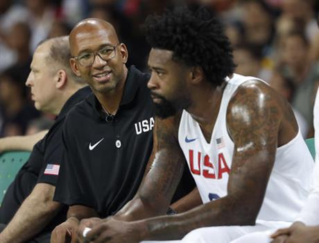 Monty Williams, DeAndre Jordan
