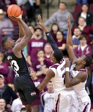 Mississippi State vs. Texas A M Men's Basketball