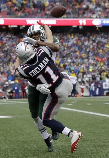 Juston Burris, Julian Edelman