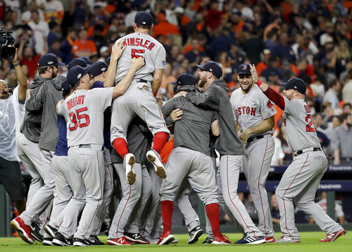 A capsule look at the World Series | AccessWDUN com
