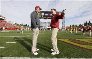 Bob Stoops, Paul Rhoads