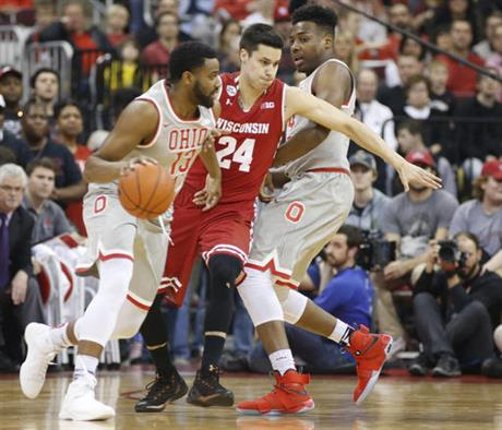 Bronson Koenig, Andre Wesson, JaQuan Lyle