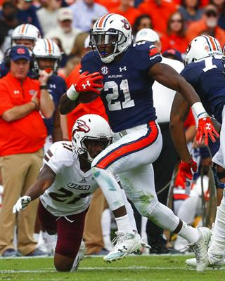 Kerryon Johnson, Corey Straughter