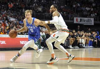 Duke Miami Basketball