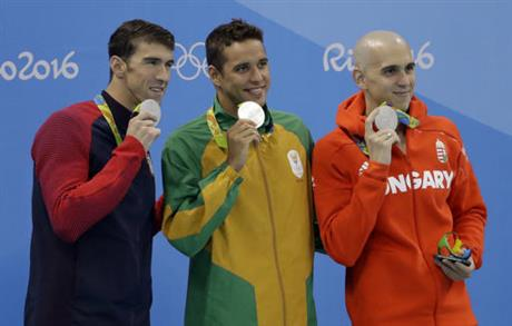 Rio Olympics Swimming Men