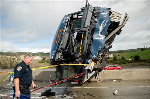 One of the two women killed in a Greyhound bus crash in