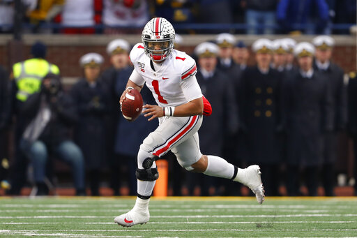No 2 Ohio St Chases Playoff Spot Against No 10 Wisco