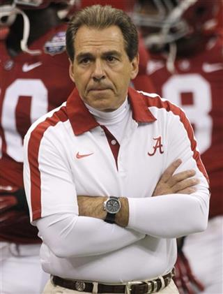 Saban Hoke Football