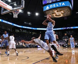 North Carolina Georgia Tech Basketball