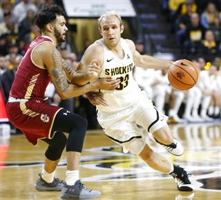 Coll Charleston Wichita St Basketball