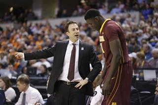 Richard Pitino, Gaston Diedhiou