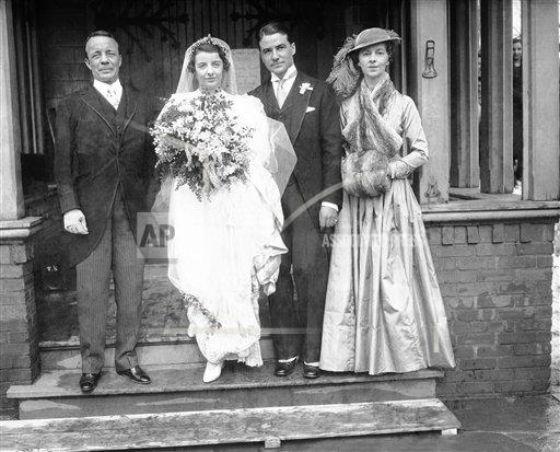 Roosevelt Wedding | Buy Photos | AP Images | DetailView |Eleanor Roosevelt Wedding