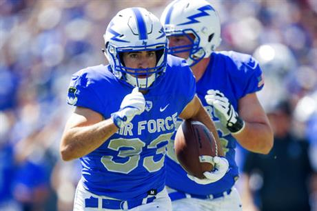 Air Force Michigan Football