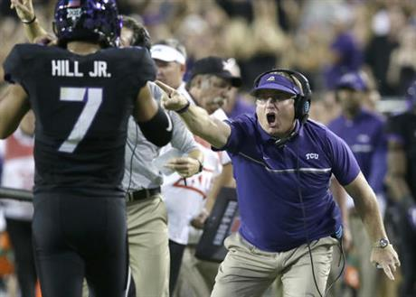 Gary Patterson, Kenny Hill