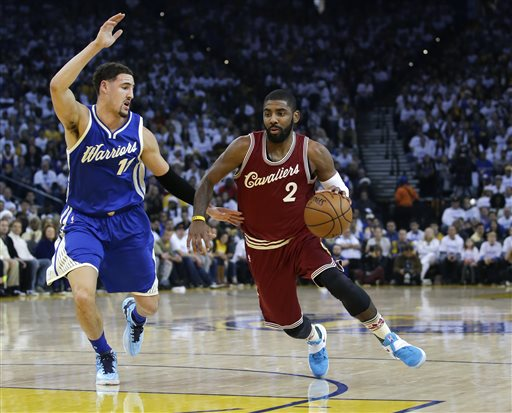 aa6a49e07 Cavs will rest Kyrie Irving against Blazers as All-star guard eases way  back from injury