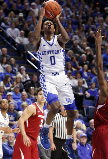 De'Aaron Fox, Dusty Hannahs
