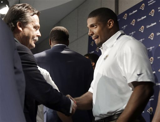 Michael Sam, Jeff Fisher