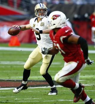 Saints Cardinals Football