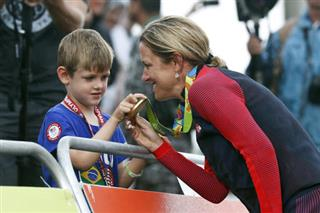 Kristin Armstrong , Lucas William Savola