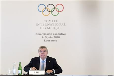 Switzerland IOC Meeting